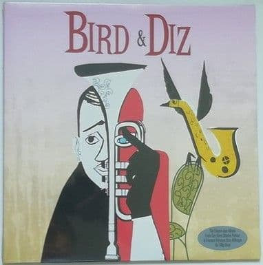 Charlie Parker Dizzy Gillespie BIRD AND DIZ Vinyl LP 180g Sealed