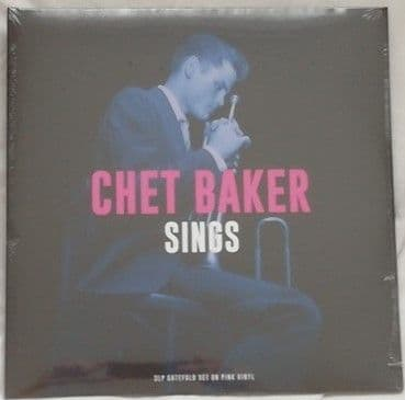 Chet Baker CHET BAKER SINGS 3LP Gatefold Set Sealed