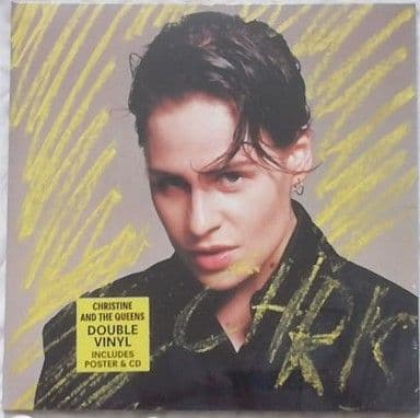 Christine and the Queens CHRIS Double LP CD Sealed