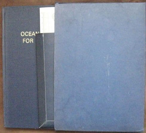 Commander H.L. Jenkins OCEAN PASSAGES FOR THE WORLD Third Edition 1973