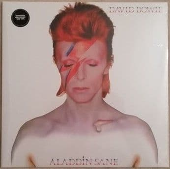 David Bowie ALADDIN SANE 180g Vinyl LP 2015 Sealed