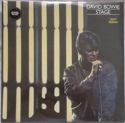 David Bowie STAGE Triple LP 180g Sealed 2017