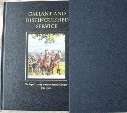 David Owen GALLANT AND DISTINGUISHED SERVICE First Edition Sipcased
