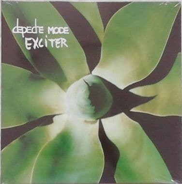 Depeche Mode EXCITER 2LP Reissue 2016 Sealed