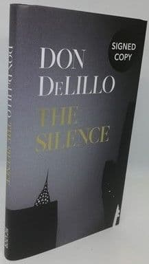 Don DeLillo THE SILENCE First Edition Signed