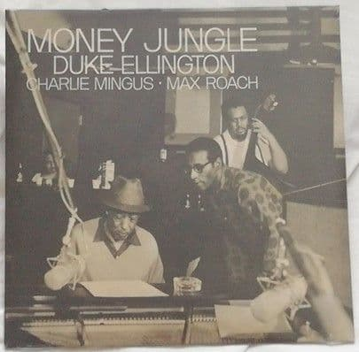 Duke Ellington MONEY JUNGLE Vinyl LP De Agostini 2016 Sealed