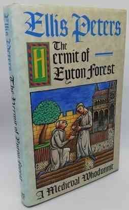 Ellis Peters THE HERMIT OF EYTON FOREST First Edition