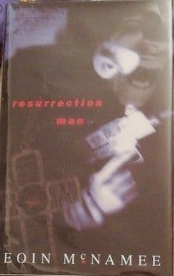 Eoin McNamee RESURRECTION MAN First Edition Signed