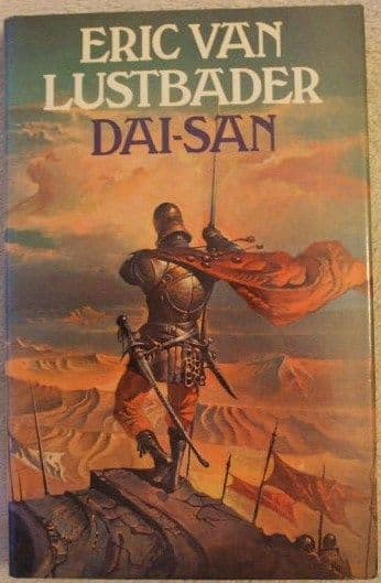 Eric Van Lustbader DAI-SAN First Edition