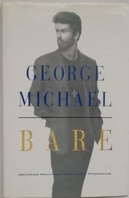 George Michael BARE First Edition Second Print