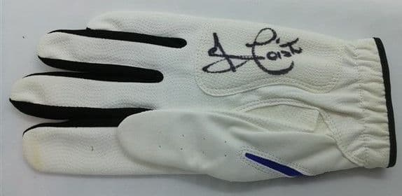 Golf Glove Signed by Ally McCoist