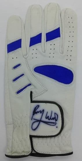 Golf Glove Signed by Ruby Walsh