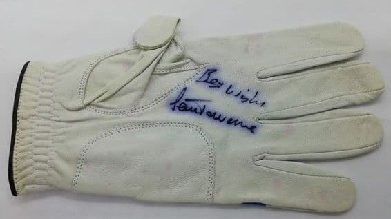 Golf Glove Signed by Sam Torrence