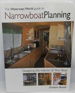 Graham Booth NARROWBOAT PLANNING First Edition Paperback