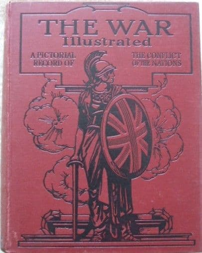 Hammerton THE WAR ILLUSTRATED Volume Two