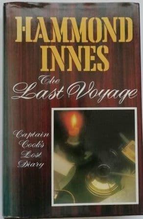 Hammond Innes THE LAST VOYAGE First Edition Signed Bookplate