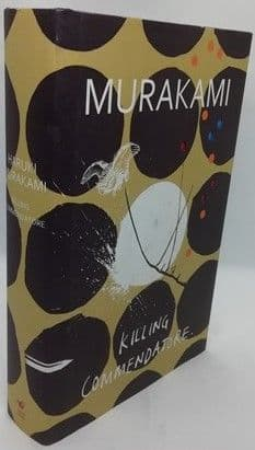 Haruki Murakami KILLING COMMENDATORE First Edition