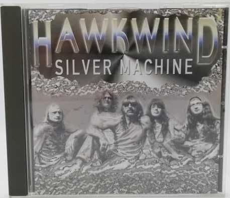 Hawkwind SILVER MACHINE Used CD 1998