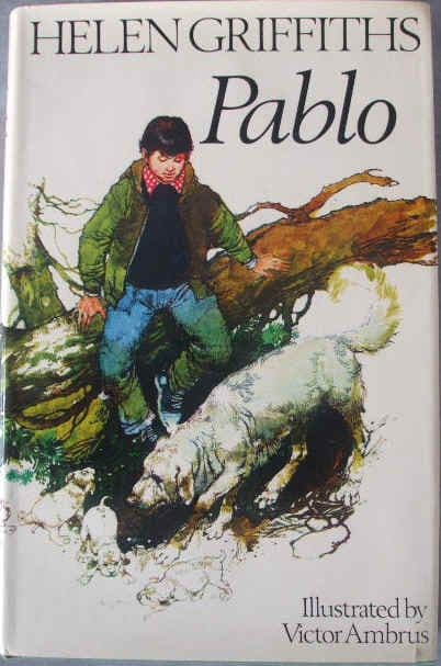 Helen Griffiths PABLO First Edition Signed