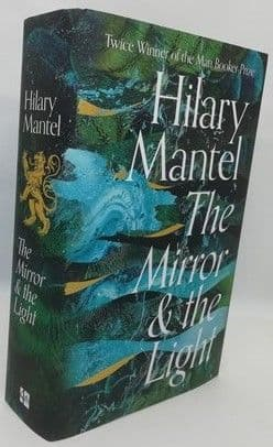 Hilary Mantel THE MIRROR AND THE LIGHT First Edition Signed Bookplate