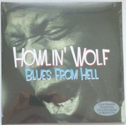 Howlin' Wolf BLUES FROM HELL 180g Double Vinyl LP Sealed