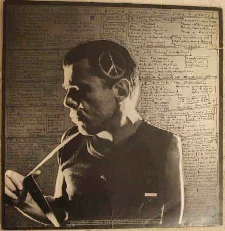 Ian Dury and the Music Students 4000 WEEKS' HOLIDAY Vinyl LP