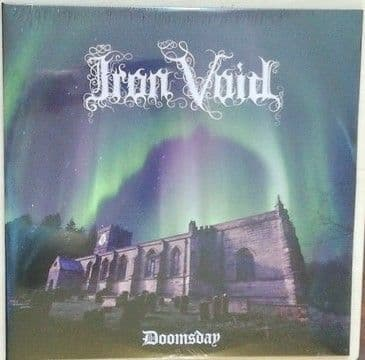 Iron Void DOOMSDAY Vinyl LP Numbered Limited Edition Sealed