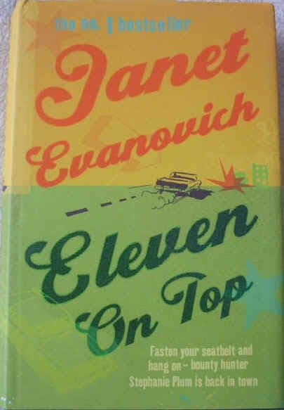 Janet Evanovich ELEVEN ON TOP First Edition