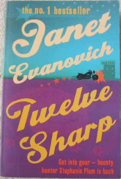 Janet Evanovich TWELVE SHARP Paperback