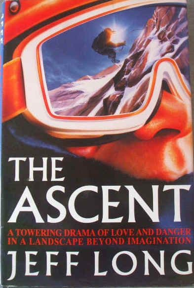 Jeff Long THE ASCENT First Edition