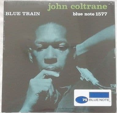 John Coltrane BLUE TRAIN Vinyl LP 2014 Sealed