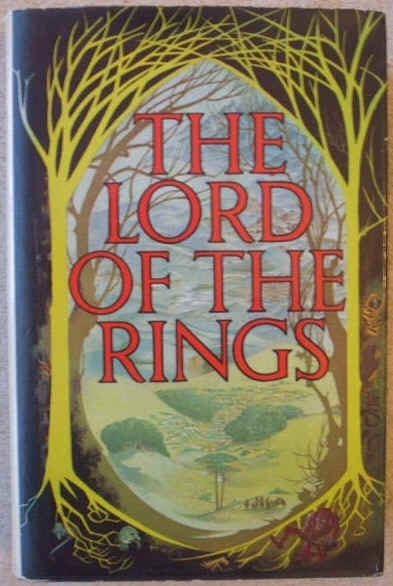 JRR Tolkien THE LORD OF THE RINGS BCA 1980