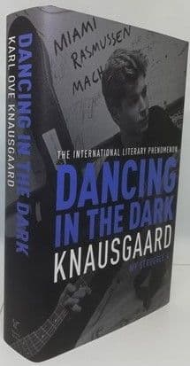 Karl Ove Knausgaard DANCING IN THE DARK First Edition Double Signed