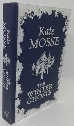Kate Mosse THE WINTER GHOSTS First Edition Signed