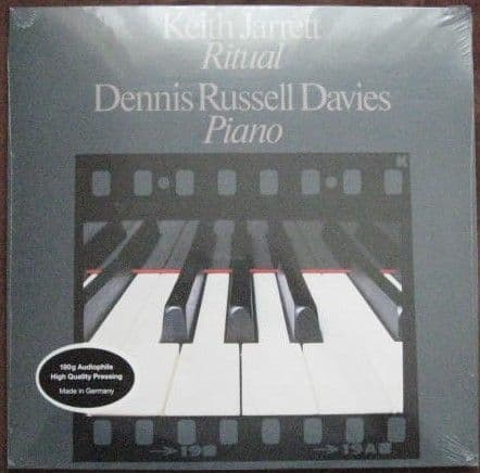 Keith Jarrett RITUAL Vinyl LP Sealed