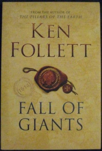 Ken Follett FALL OF GIANTS Signed Limited Edition