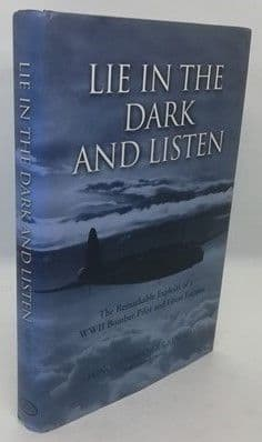 Ken Rees LIE IN THE DARK AND LISTEN First Edition Multi Signed