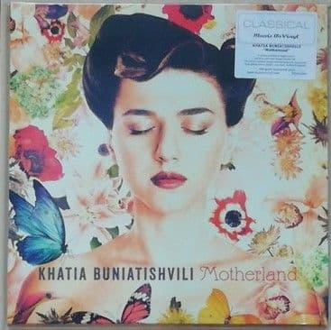 Khatia Buniatishvili MOTHERLAND 180g Double LP Sealed