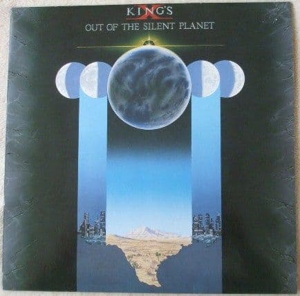 King's X OUT OF THE SILENT PLANET Vinyl LP