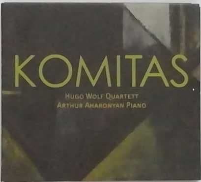 Komitas MINIATURES STRING QUARTET Used CD