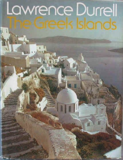 Lawrence Durrell THE GREEK ISLANDS Hardback