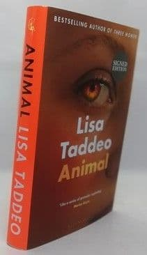 Lisa Taddeo ANIMAL First Edition Signed