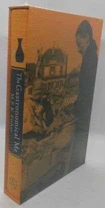 M.F.K. Fisher THE GASTRONOMICAL ME Folio Society Sealed