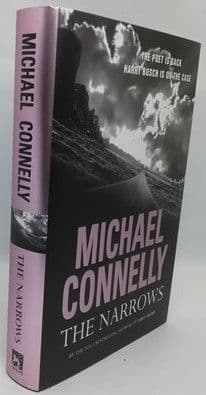 Michael Connelly THE NARROWS First Edition