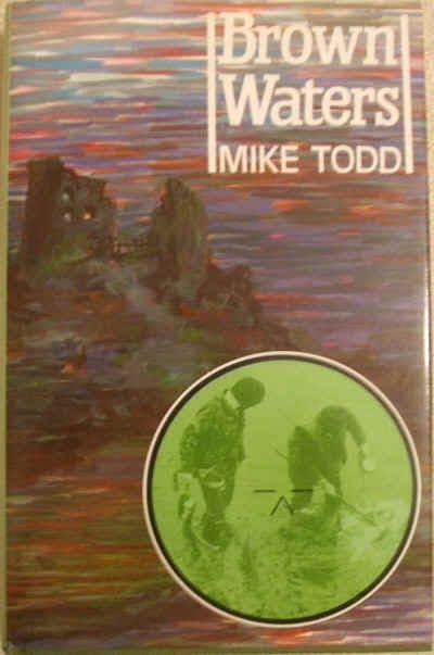 Mike Todd Sarla Mehta BROWN WATERS First Edition Signed