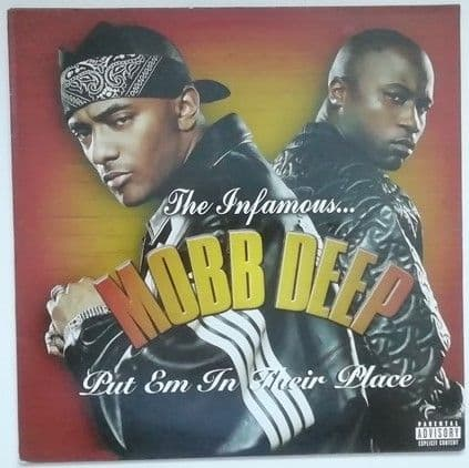 Mobb Deep PUT EM IN THEIR PLACE 12 Inch Single Record