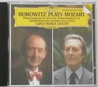 Mozart PIANO CONCERTO NO 23 Used CD Horowitz