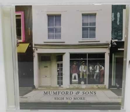 Mumford and Sons SIGH NO MORE Used CD 2009
