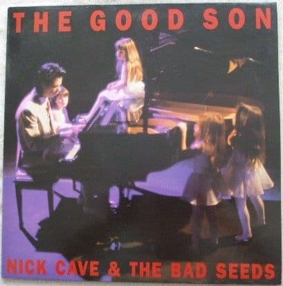 Nick Cave and The Bad Seeds THE GOOD SON Vinyl LP