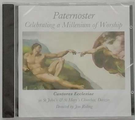 Paternoster CELEBRATING A MILLENIUM OF WORSHIP Sealed CD